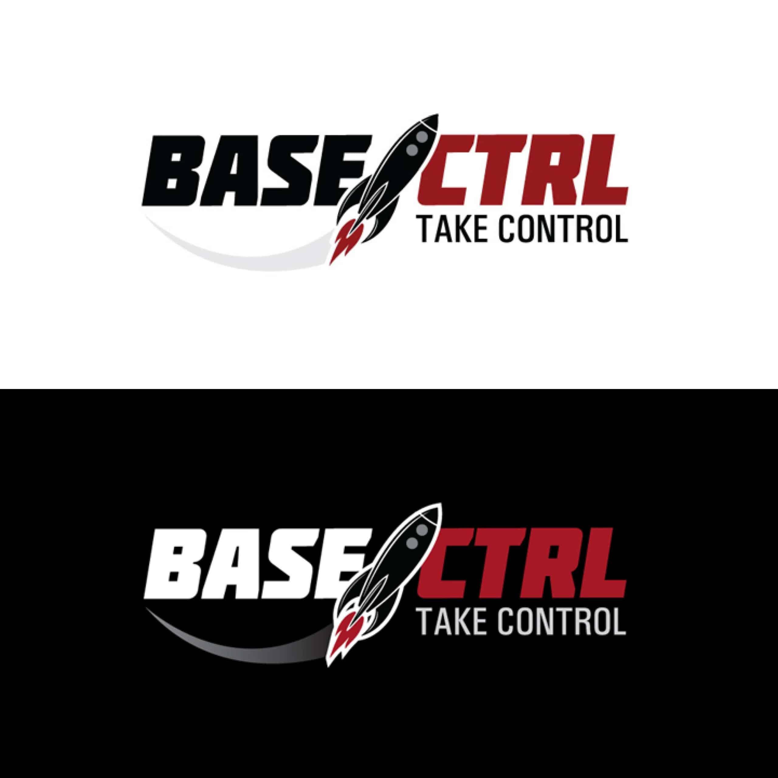 BaseCTRL - Logo Design