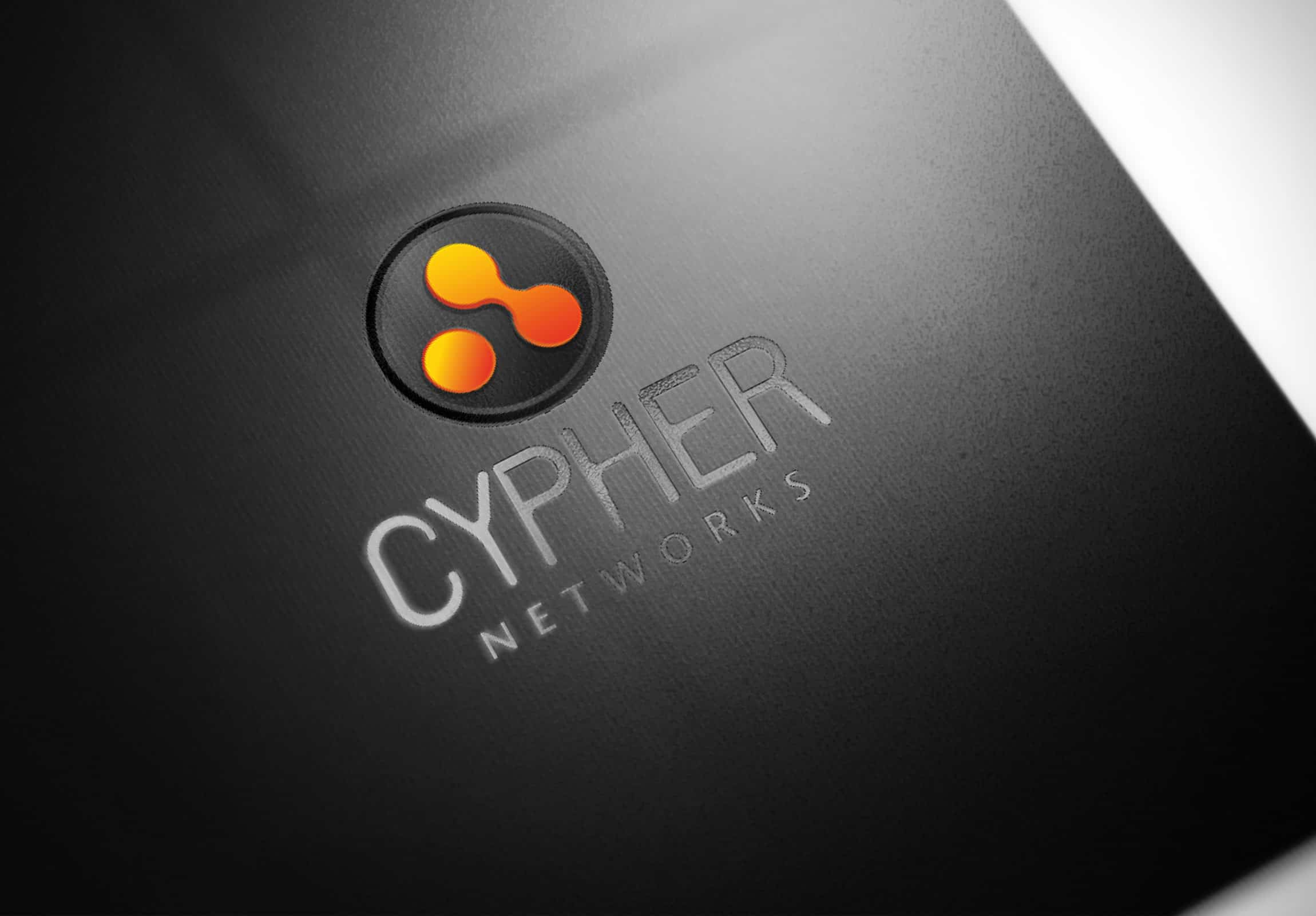 Cypher Networks - Branding & Marketing