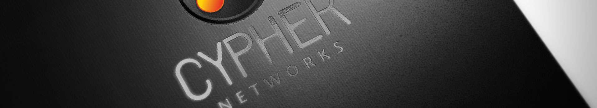 Cypher Networks Portfolio