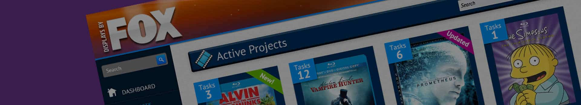 20th Century Fox Custom Software Development