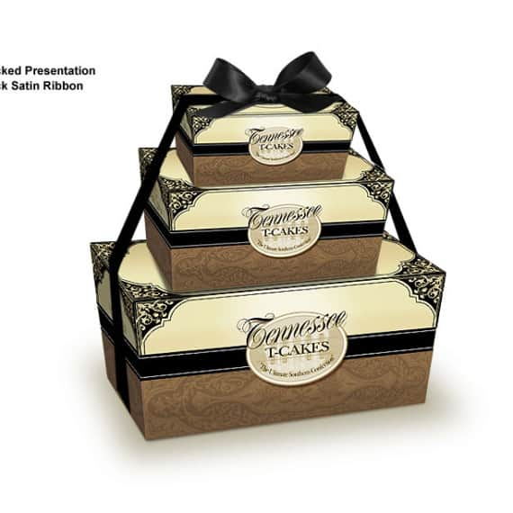 TCakes - Packaging Design