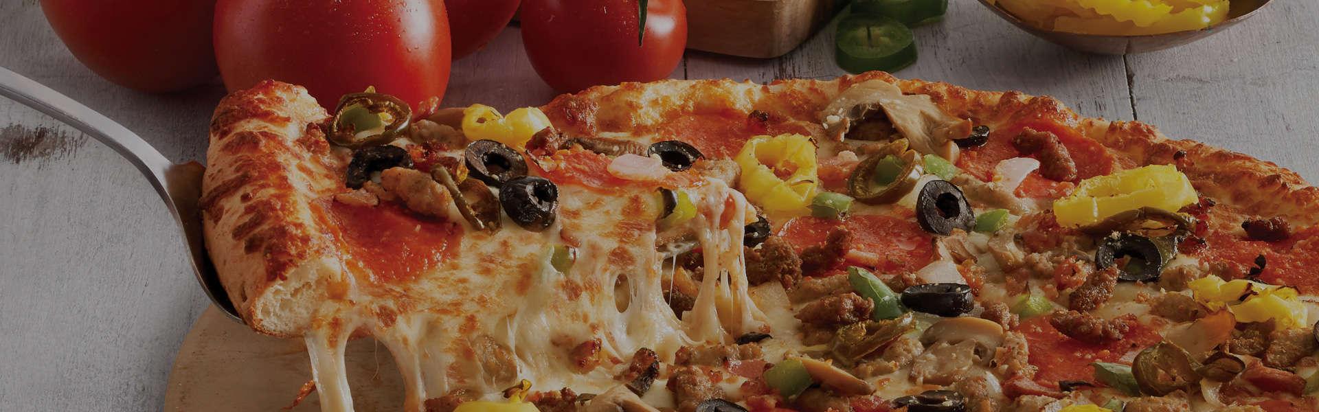 Hunt Brothers Pizza | Website Design | Darkstar Digital
